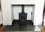Valor Willow 4.5kw multi fuel stove