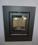 Stovax Riva 40 5kw defra approved cassette stove