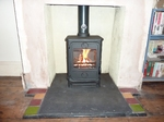 Morso Squirrel 5kw defra approved multi fuel stove