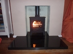 Stovax Stockton 5kw woodburner only
