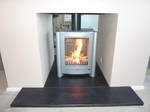 Firebelly FB1DS 6kw double fronted stove