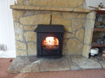 Stovax Milner 5kw woodburning only
