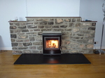 Esse 301 5kw defra approved inset stove